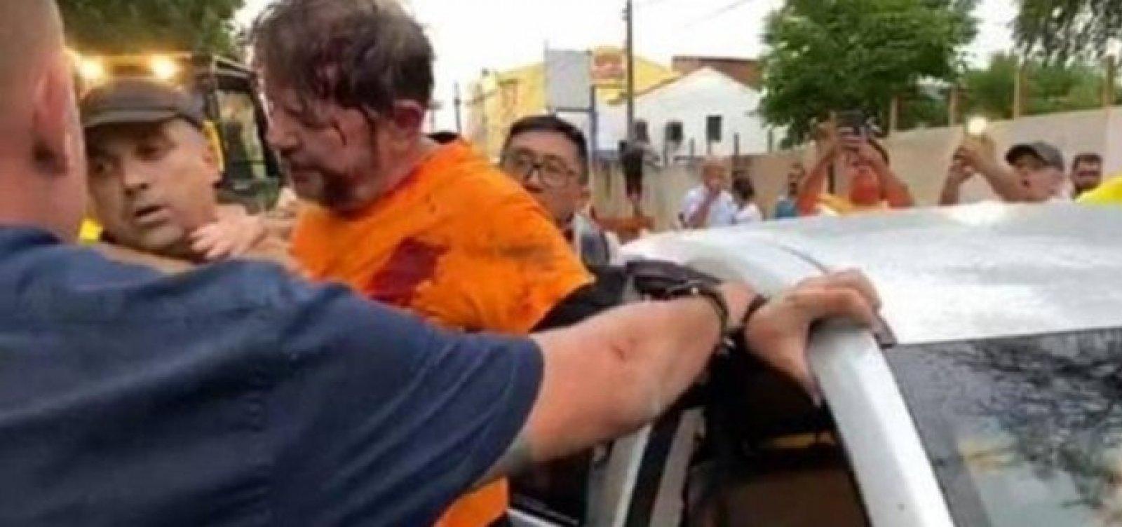 [Bolsonaro autoriza uso das Forças Armadas para conter crise no Ceará]