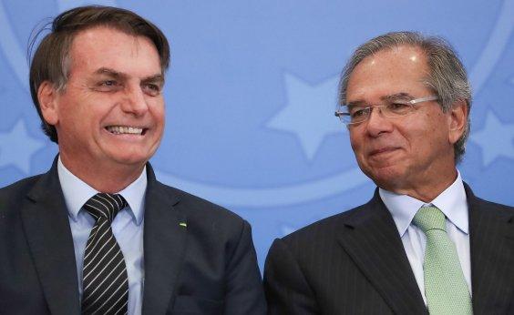 [Bolsonaro dá ultimato a Paulo Guedes e quer crescimento mínimo de 2%]