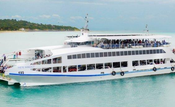 [Ferry-boat: veículos aguardam mais de 3 horas para embarcar em São Joaquim]
