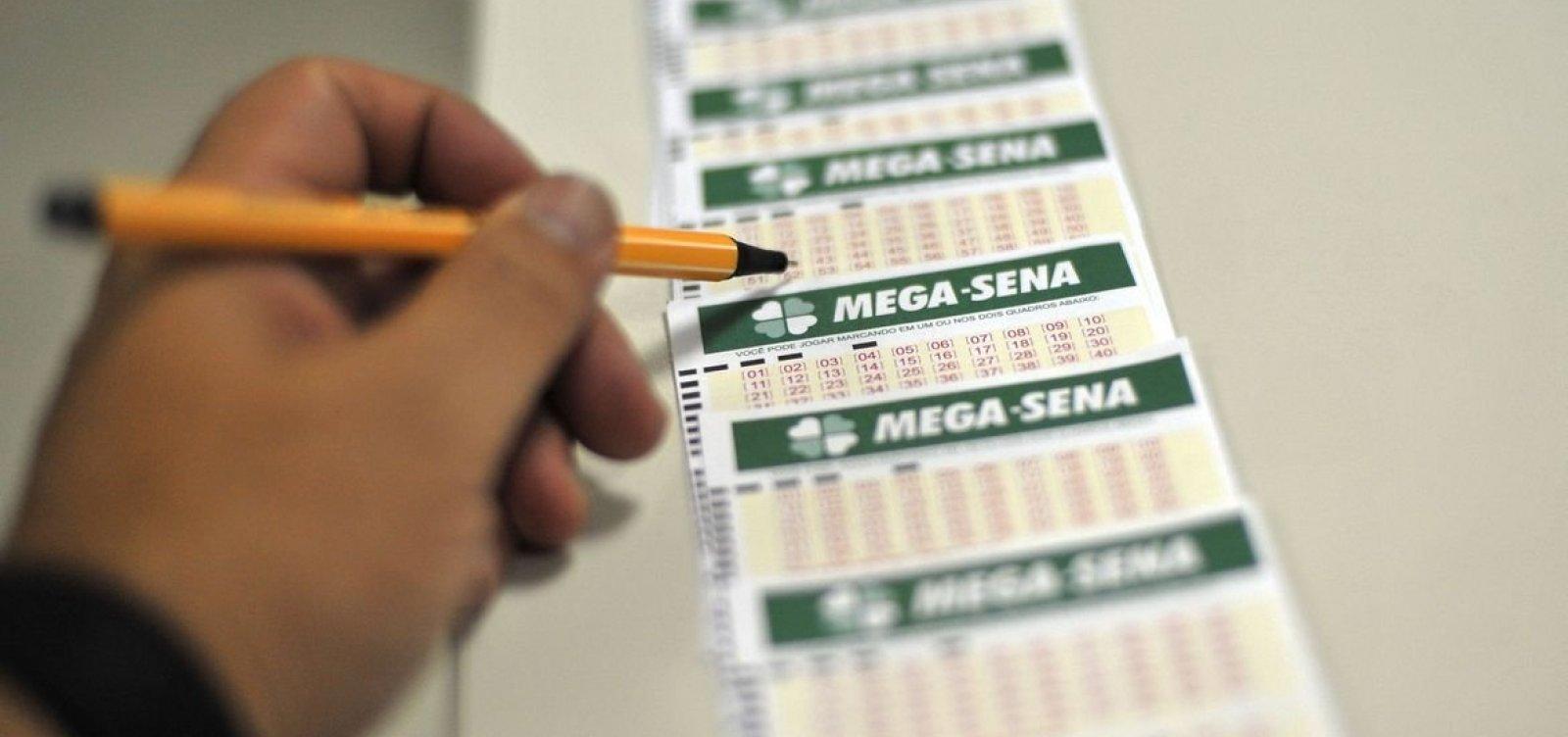 [Mega-Sena sorteia neste sábado prêmio acumulado de R$ 190 milhões]
