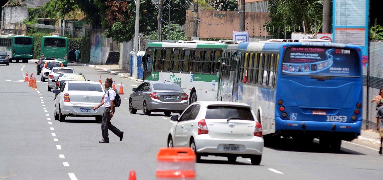 [Quinta-feira de Carnaval tem trânsito menos congestionado do que em 2019]