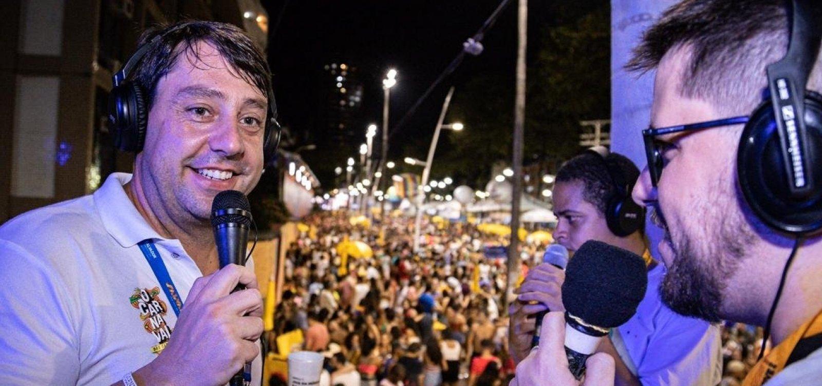 [Folia nas Prefeituras-Bairro fortalece o Carnaval de Salvador]