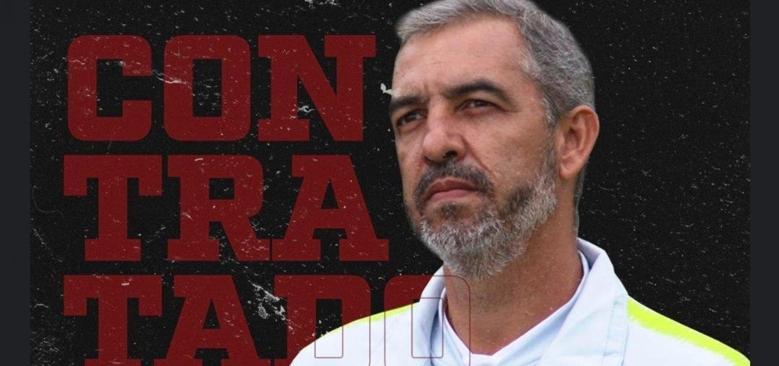 [Vitória contrata ex-gerente da base do Bahia para coordenar divisão de formação do clube]