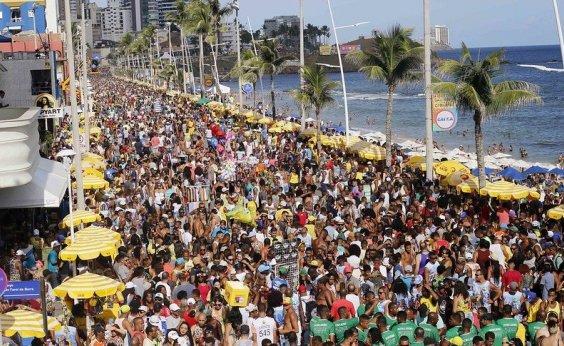 [Fim de semana de Carnaval terá céu claro e pouca chance de chuva; veja previsão]