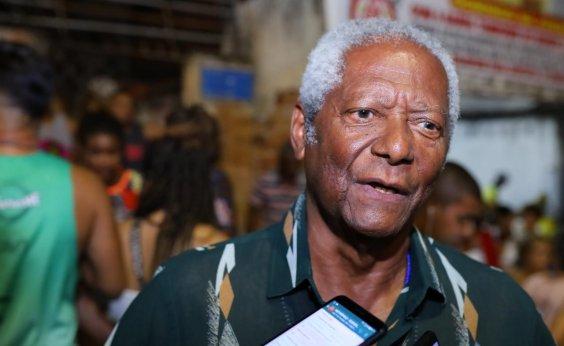 ['Está estagnado, nós não demos passo nenhum', diz Edvaldo Brito sobre racismo no Brasil]