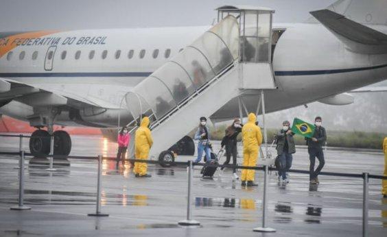 [Grupo de repatriados da China que ficou em quarentena será liberado hoje]