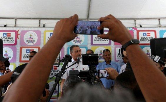 [Caso Adriano: Governador diz não cabe a ele dar 'palpite' sobre ação policial]