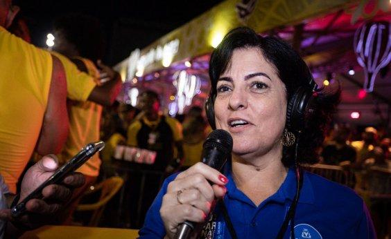[Violência contra a mulher no Carnaval: 'Tendência é diminuir', avalia Rogéria Santos]