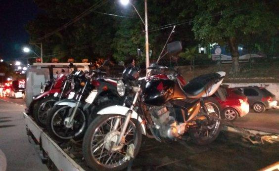 [Prefeitura flagra 90 mototaxistas irregulares durante Carnaval]
