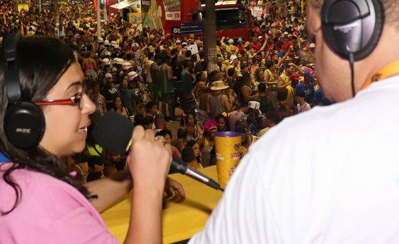 [Secretária da Sempre afirma que 500 crianças foram retiradas das ruas neste carnaval]