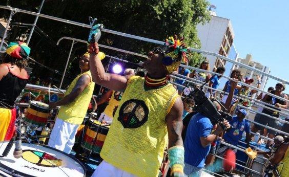 [Terça-feira de Carnaval tem Olodum, Ivete, Daniela, Bell, Claudia, Léo e mais; confira programação]