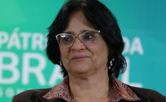 [Damares deixa reunião da ONU em protesto a chanceler venezuelano]