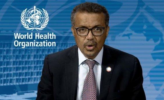 [Coronavírus: OMS pede ao mundo para se prevenir de 'potencial pandemia']