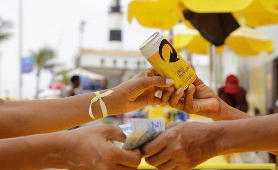 [ Mulheres bebem mais que os homens neste carnaval, diz Secretaria]