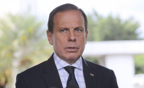 [Doria defende Rui após acusações de Bolsonaro: 'Passou de todos limites']