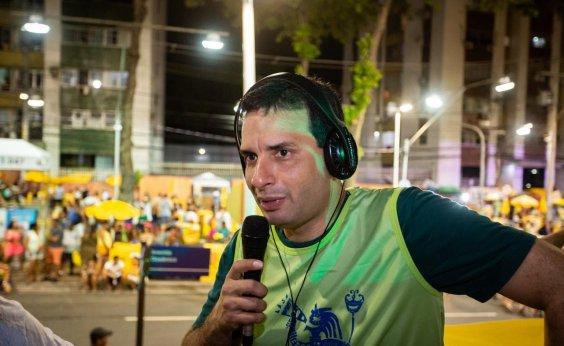 [Léo Prates defende candidatura e questiona continuidade: 'Precisa-se discutir o pós-ACM Neto']