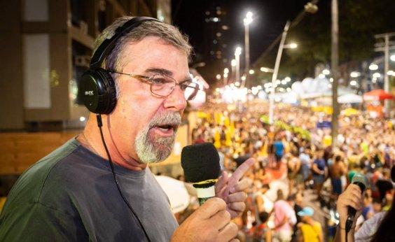 [Fred do Nana comemora sucesso do Carnaval: 'Turista voltou a frequentar Salvador']