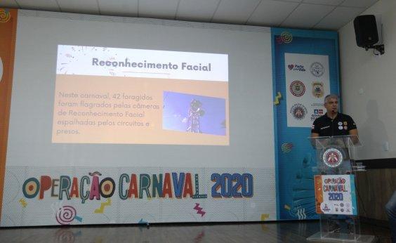 [Reconhecimento Facial captura 42 foragidos no Carnaval de Salvador]