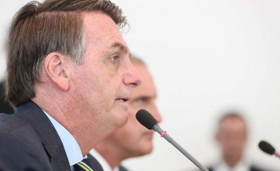 [Bolsonaro orienta sua equipe a evitar apoio público a manifestação contra Congresso Nacional]