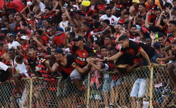 [Ba-Vi do Campeonato Baiano também terá torcida única no Barradão]