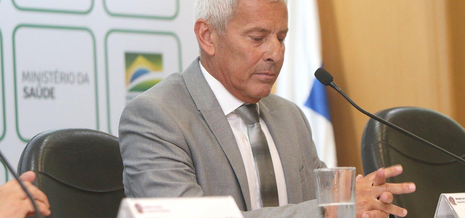 [Ministério da Saúde confirma primeiro caso suspeito de coronavírus na Bahia]