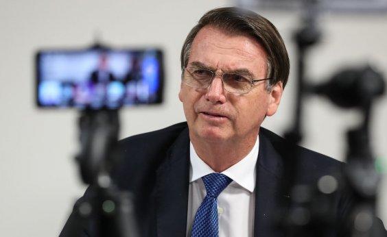 [Bolsonaro diz que vídeo com imagens de facada em 2018 'é de 2015']
