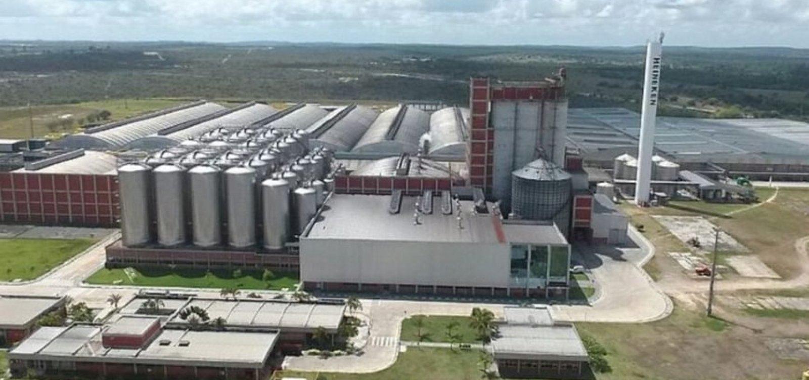[Empresário baiano afirma que não tem interesse em fechar a fábrica da Heineken]