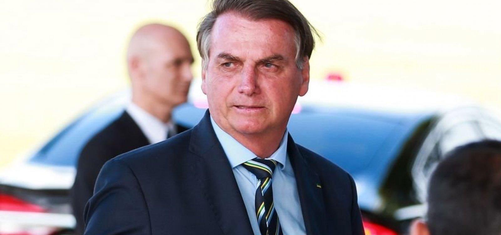[Bolsonaro vai à posse do novo presidente do Uruguai no domingo]