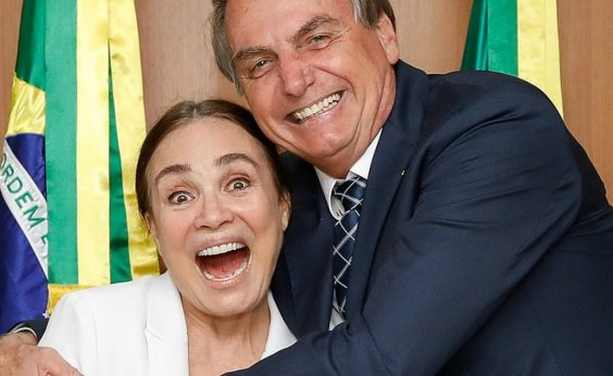 [Globo e Regina Duarte entram em acordo e encerram contrato de mais de 50 anos]