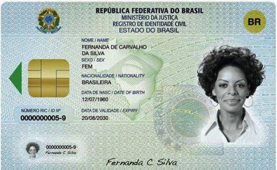 [Governo prorroga prazo para aplicação da nova carteira de identidade]