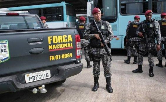 [Governo decide prorrogar uso das Forças Armadas no Ceará]