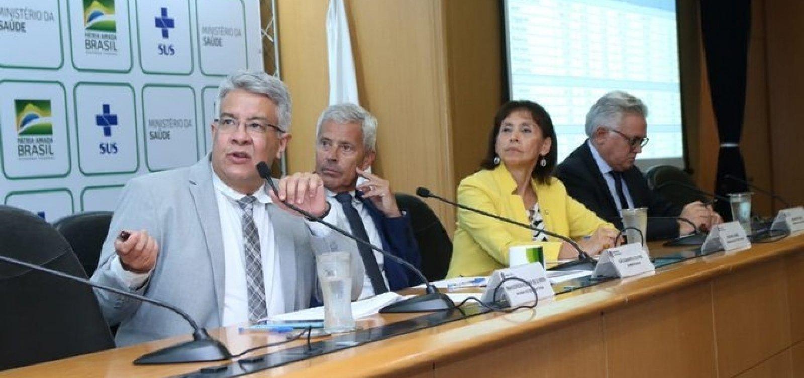 [ Ministério da Saúde confirma mais oito casos suspeitos de coronavírus na Bahia]
