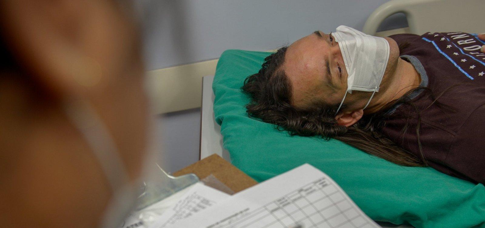 [Sobe para 13 o número de casos confirmados do coronavírus no Brasil]