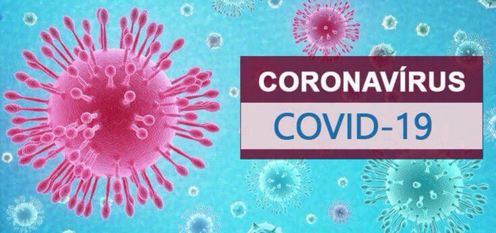 [Bahia registra segundo caso de coronavírus]