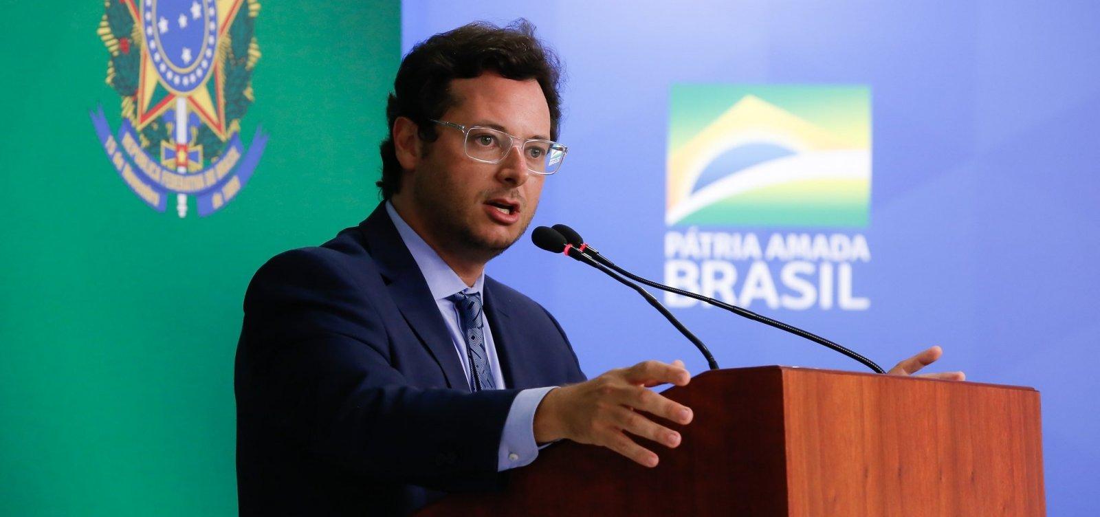 [Secretário da Comunicação de Bolsonaro testa positivo para Coronavírus]