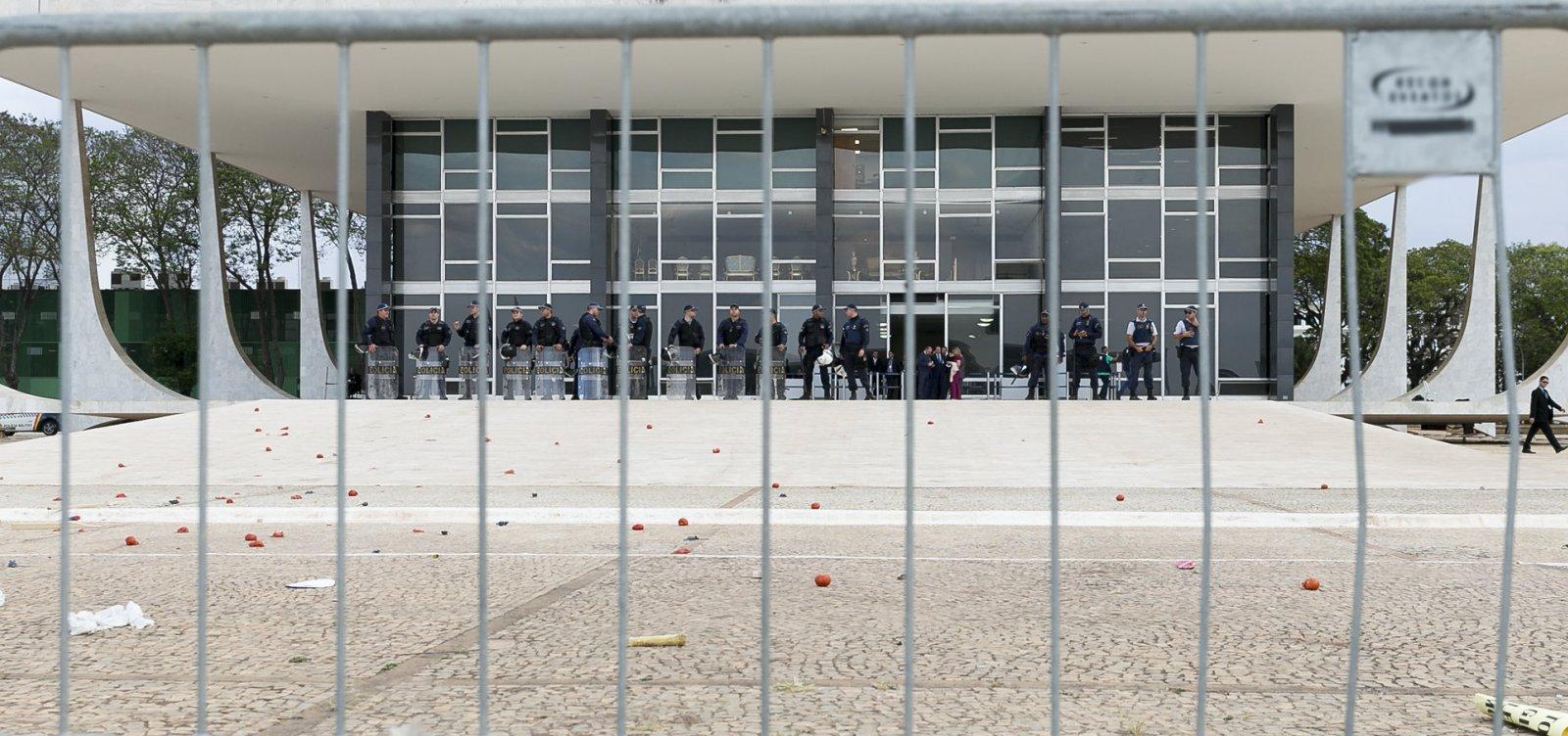 [Atos pró-governo Bolsonaro são cancelados para evitar coronavírus]
