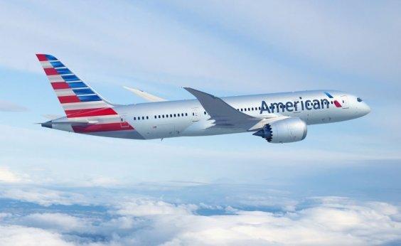 [American Airlines suspende voos de Dallas e Los Angeles com destino a São Paulo]