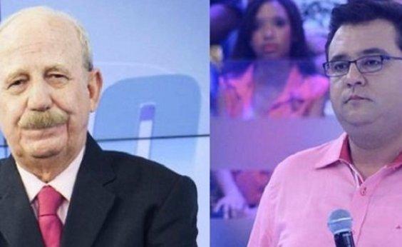 [Record afasta Geraldo Luís e Renato Lombardi por causa de coronavírus]
