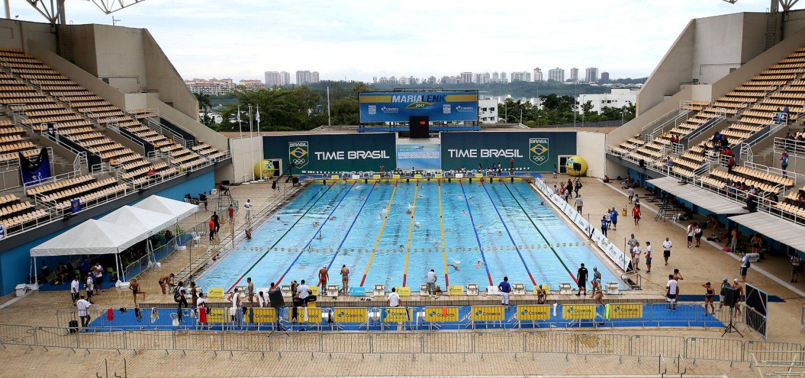 [Coronavírus: seletiva olímpica da natação brasileira é adiada para junho]