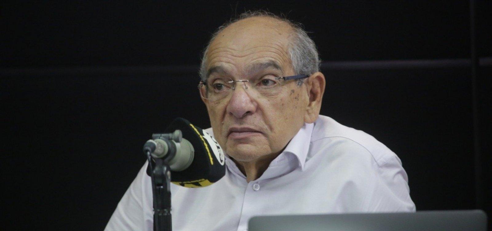 [Coronavírus: Bolsonaro 'foi obrigado a reconhecer' gravidade da pandemia, diz MK; ouça]