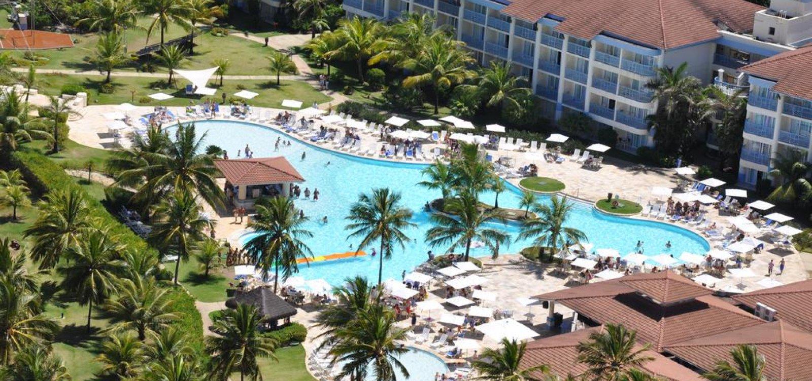 [Coronavírus: Resort Costa do Sauípe fechará por 40 dias ]