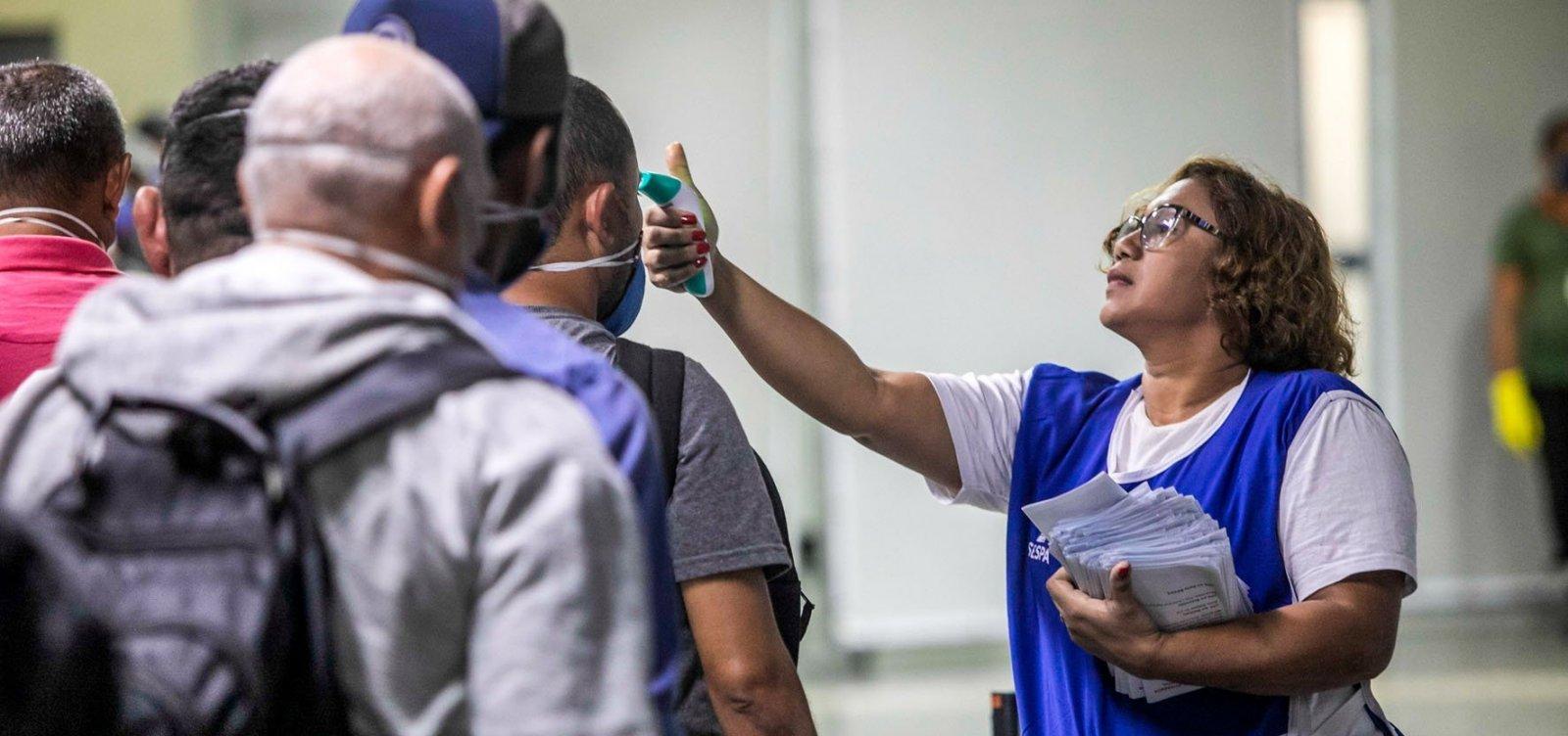 [Datafolha: incertos sobre duração da crise do coronavírus, brasileiros temem perder renda]