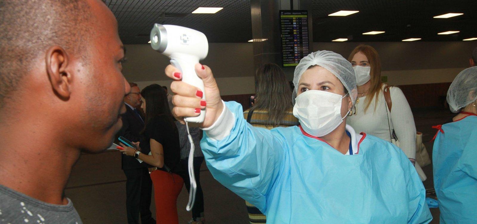 [Justiça derruba decisão que permitia barreira sanitária em aeroportos da Bahia]