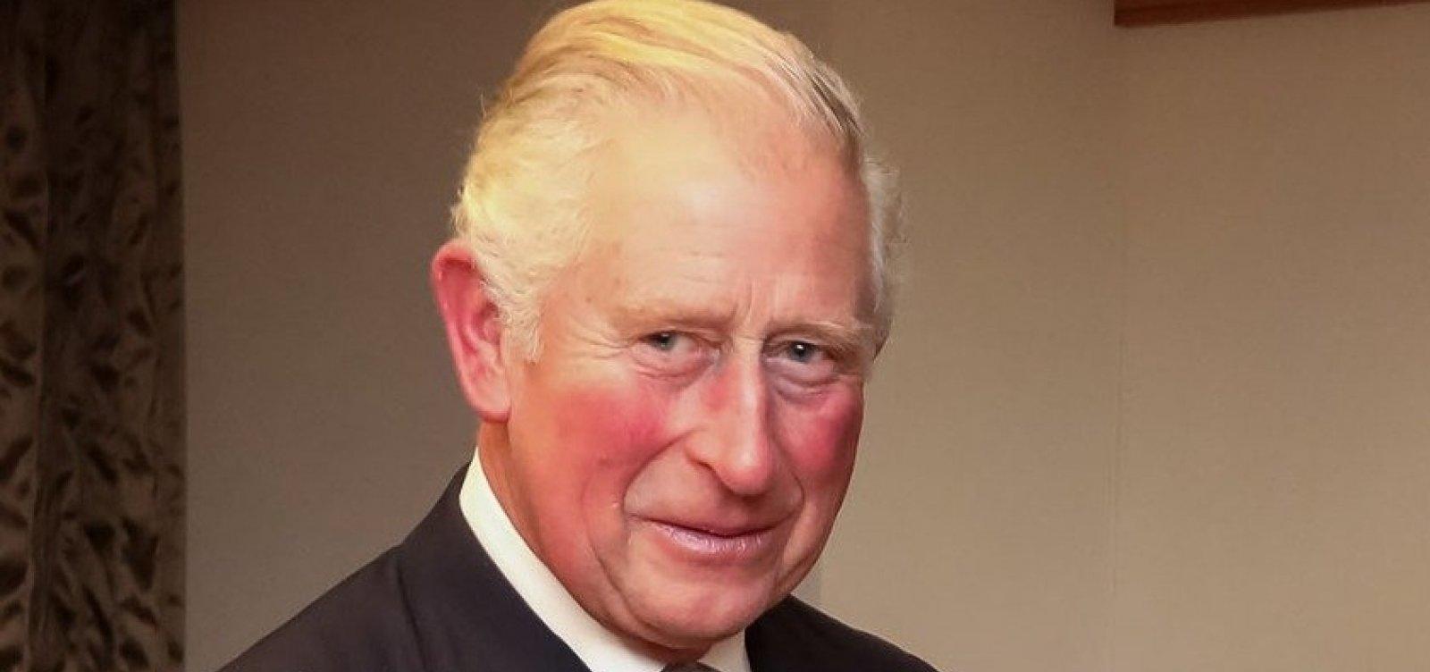 [Príncipe Charles, de 71 anos, é diagnosticado com coronavírus]