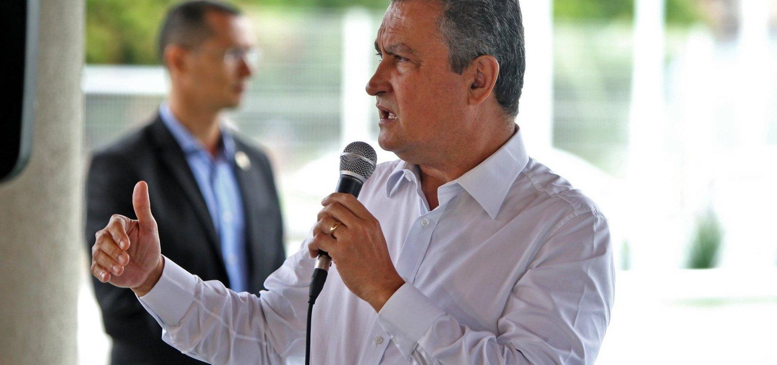 [Após discurso de Bolsonaro, Rui diz que não vai 'baixar a guarda' e pede união contra o coronavírus]