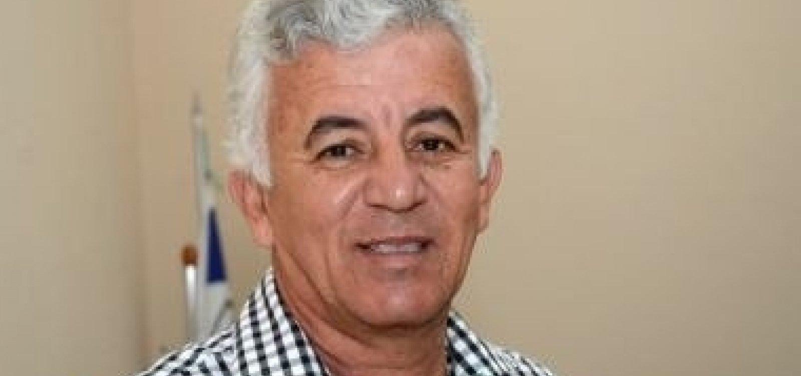 [Alagoinhas: sem aval na Bahia, ex-prefeito vai a Brasília e consegue apoio do MDB]