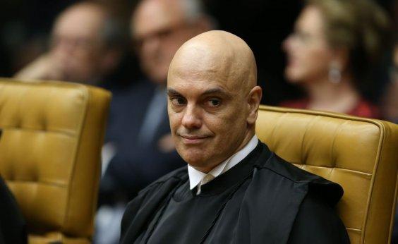 [Moraes suspende trecho de medida que flexibiliza lei de transparência do governo]