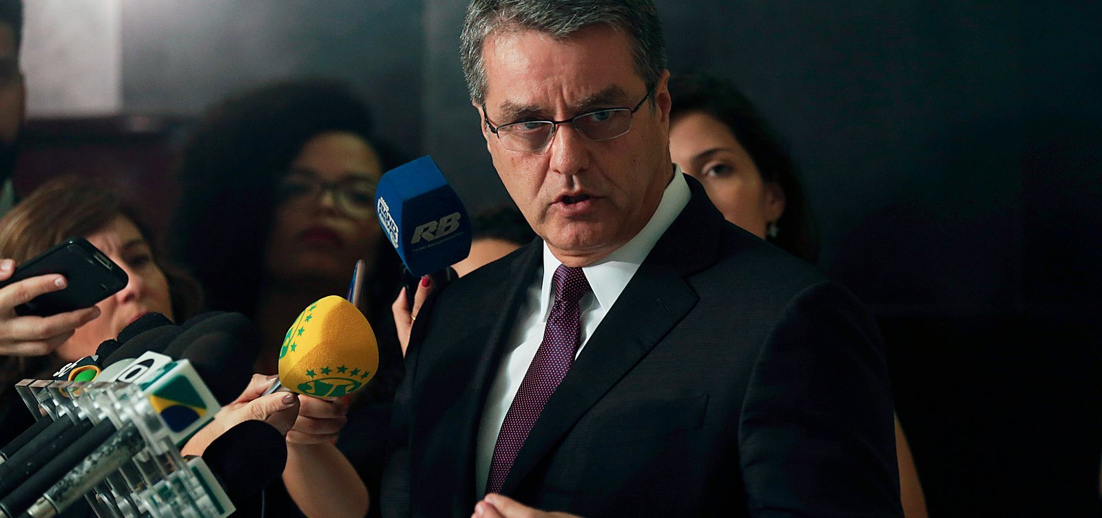 ['Integração e cooperação internacional são a melhor resposta para crises globais', diz diretor-geral da OMC]