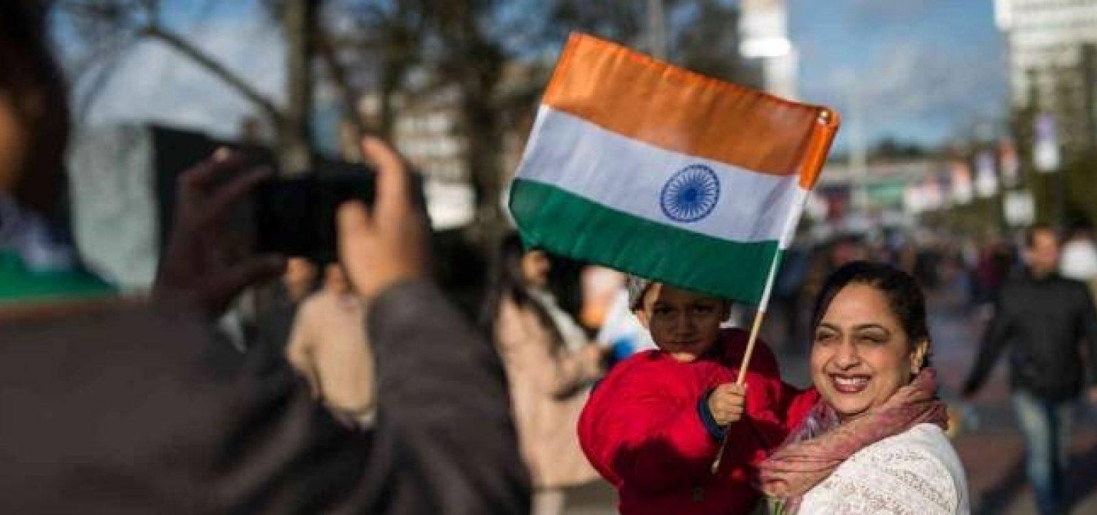 [Governo da Índia vai dar ajuda financeira a mulheres na quarentena do Covid-19]