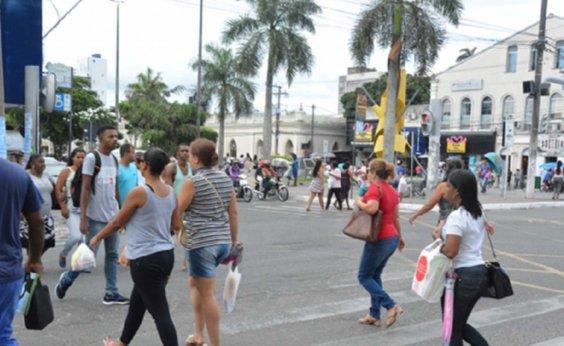 [Coronavírus: prefeito de Feira de Santana define nesta sexta se comércio local continuará fechado]